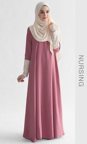 Pink Satin Blouse