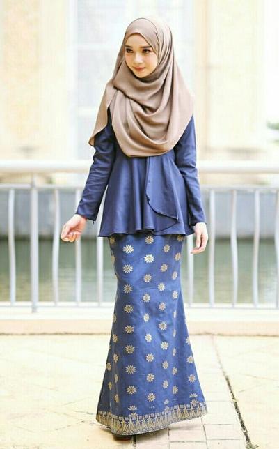 10 Fesyen Baju Kurung Pilihan 2017 Mybaju Blog