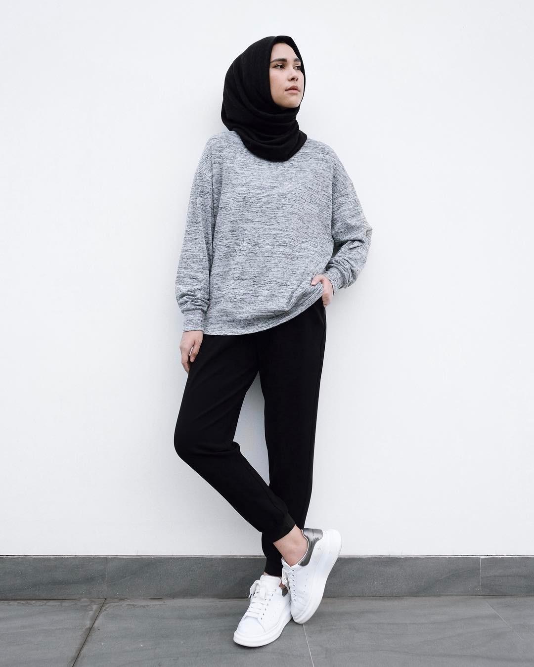 Stail Fesyen Harian 2018 | MyBaju Blog