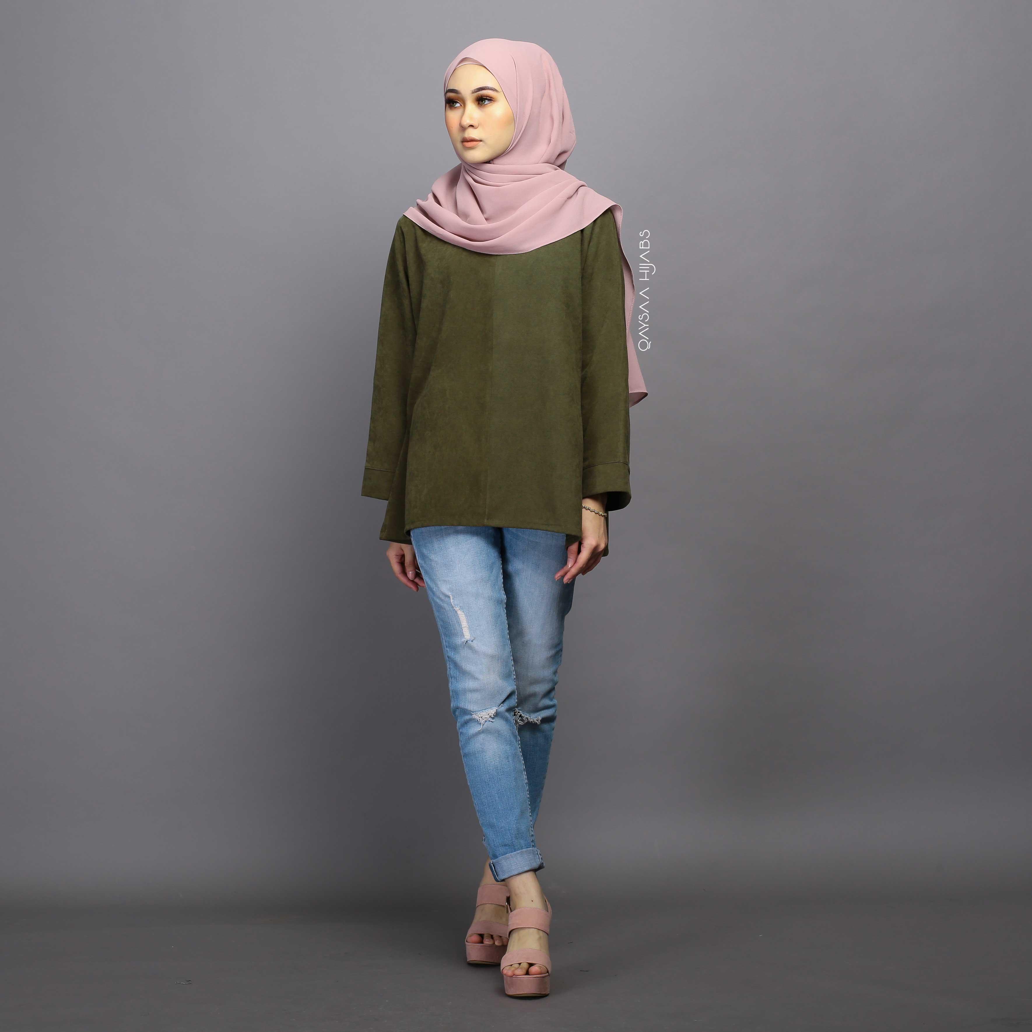 15 Trend Fesyen Muslimah Yang Bergaya 2018 Mybaju Blog