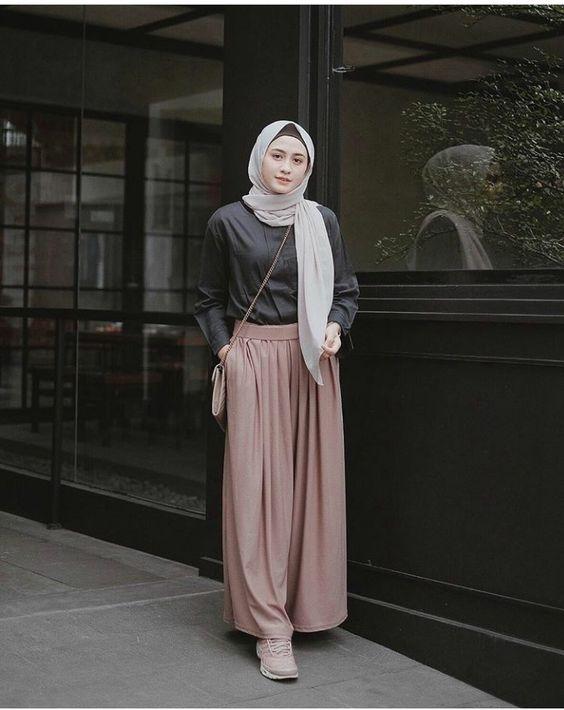 560 Gambar Hitam Putih Wanita Hijab Gratis